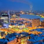 Отдых в России: Новогодние туры в Казань