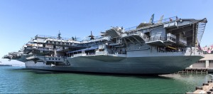 Музей на авианосце USS Midway